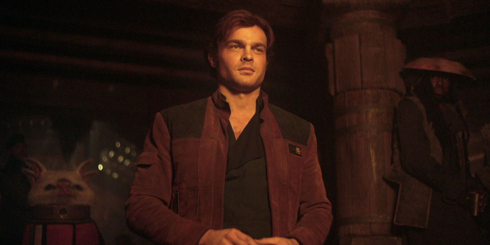 Alden Ehrenreich Han Solo Solo A Star Wars Story