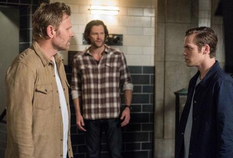Series supernatural 9 temporada online dating