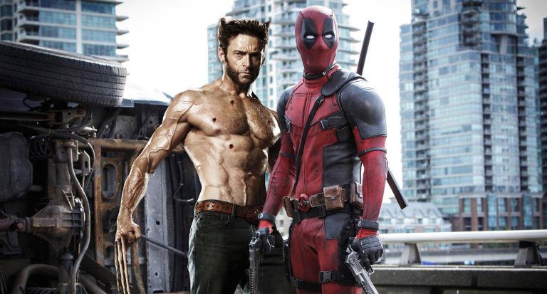 Hugh Jackman, Ryan Reynolds, Deadpool, Wolverine
