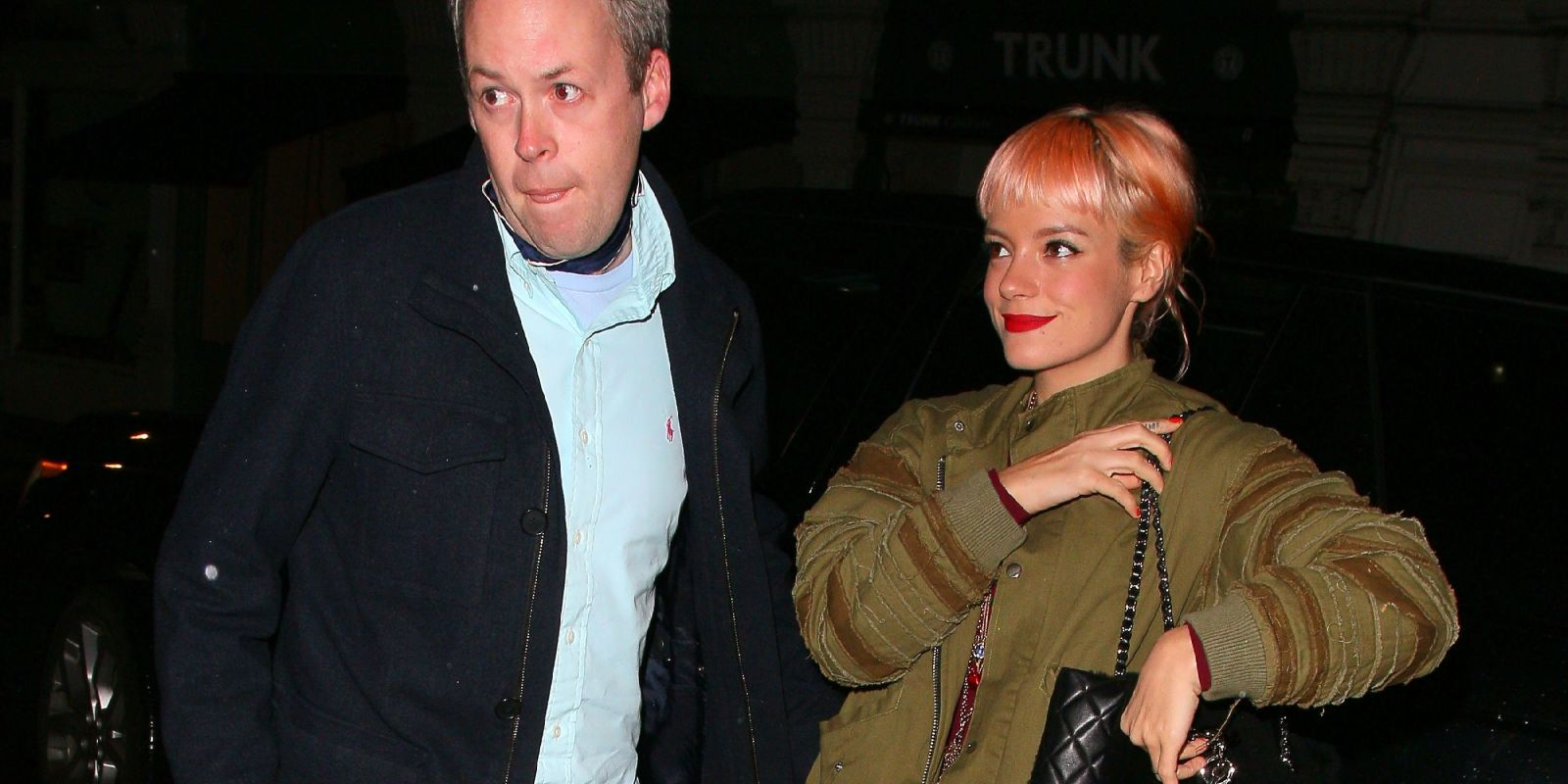 Lily Allen admits to cheating on her husband