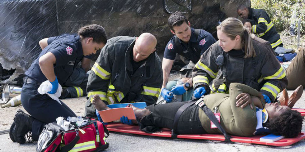 Station 19 Season 2 Release Date Cast Greys Anatomy Crossover