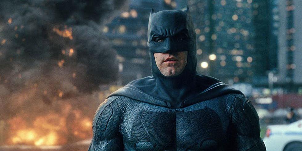 بن افلک در نقش Batman