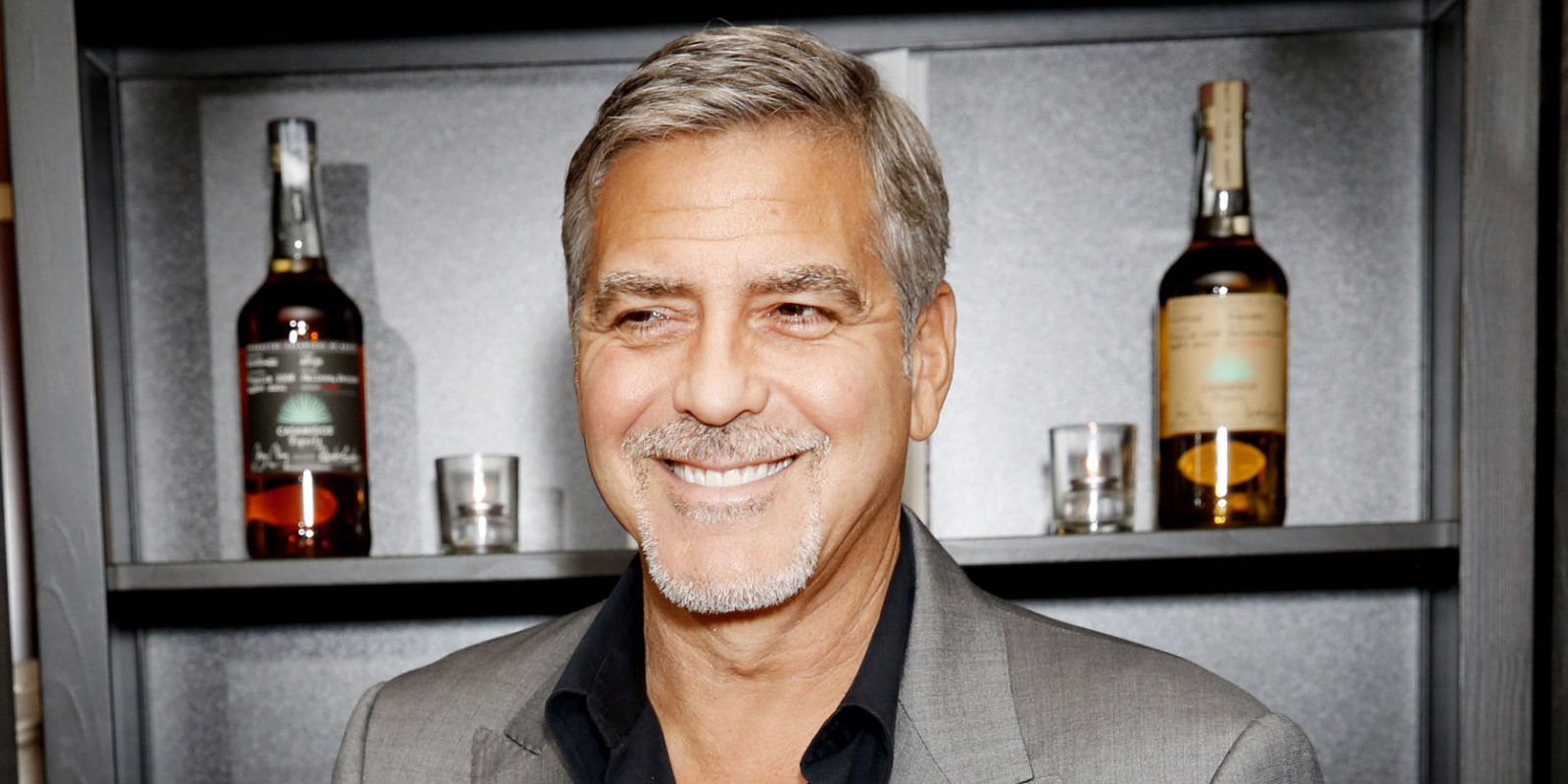 """Remember when George Clooney """"accidentally"""" set up ..."""