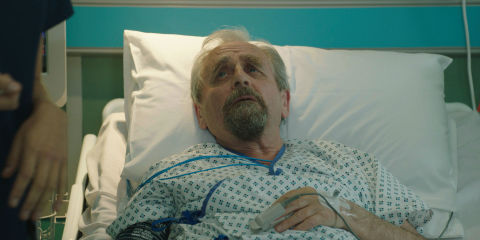Former Doctor Who star Sylvester McCoy to join Holby City in guest role