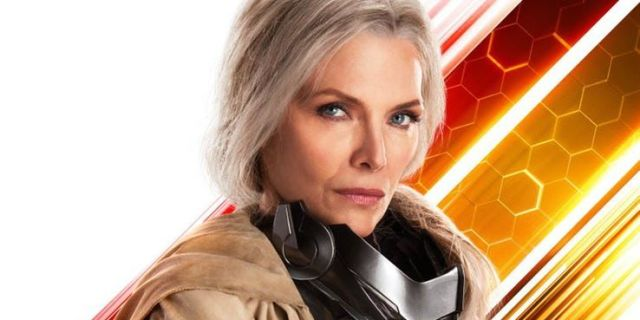 Image result for ant man and the wasp janet