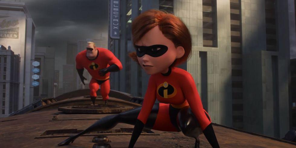 Disney Pixar Releases New Sneak Peeks At Incredibles 2