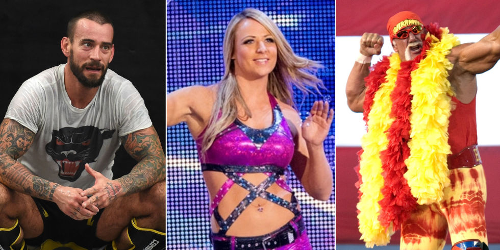 Whos hookup who in the wwe 2018