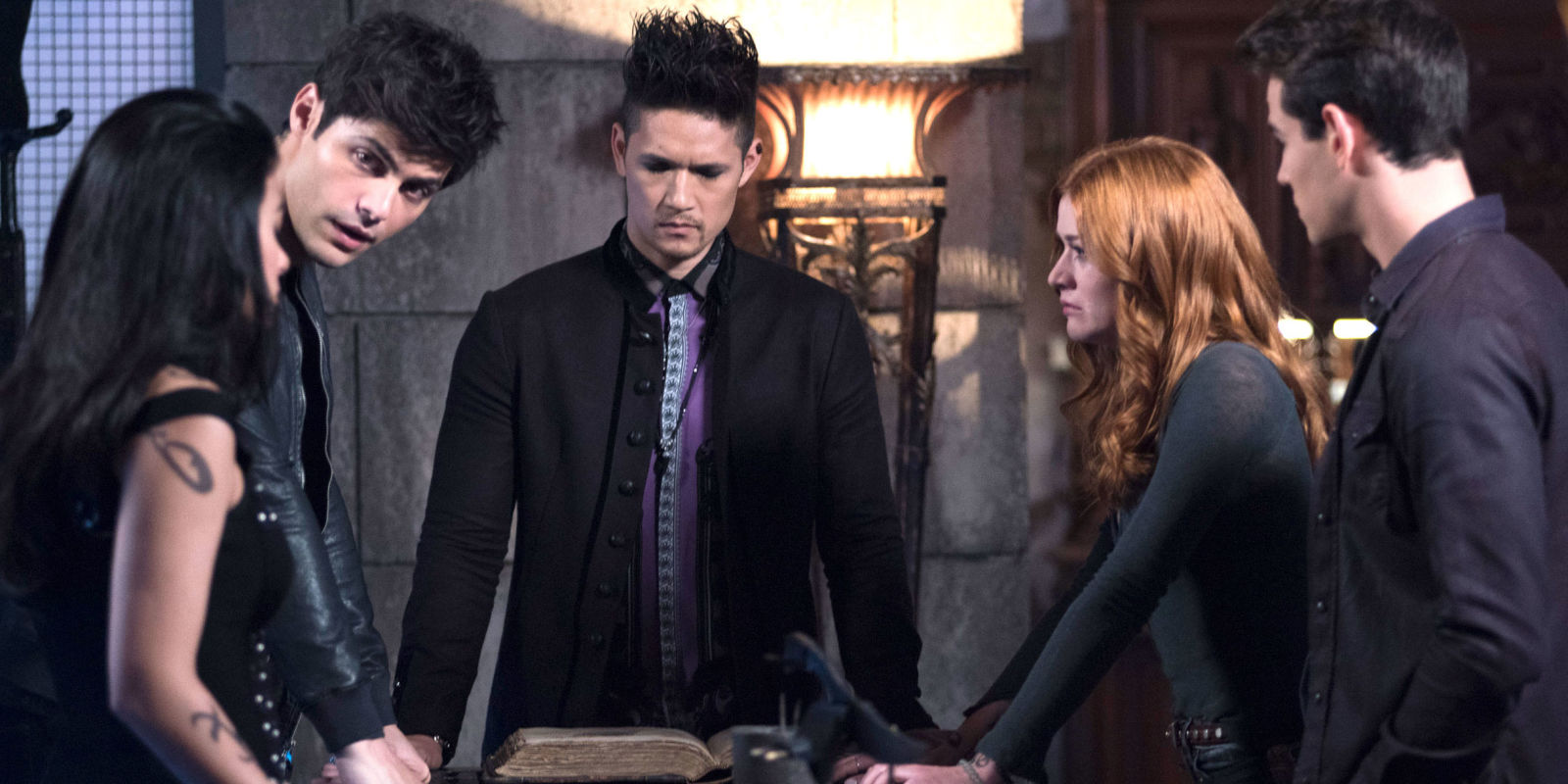 shadow hunters alec and magnus meet the fockers