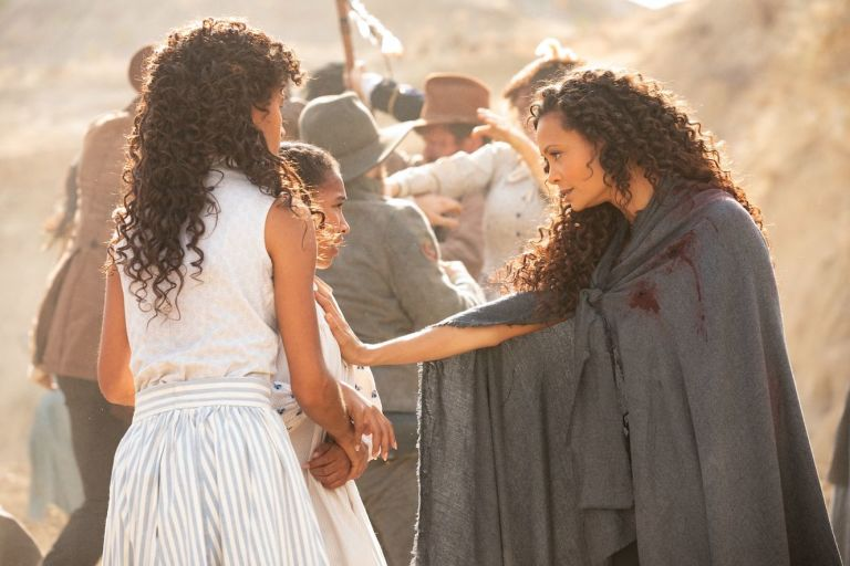 Maeve in Westworld 2x10