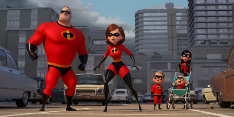 Incredibles 2 star Holly Hunter reveals amazing behind-the-scene filming secret