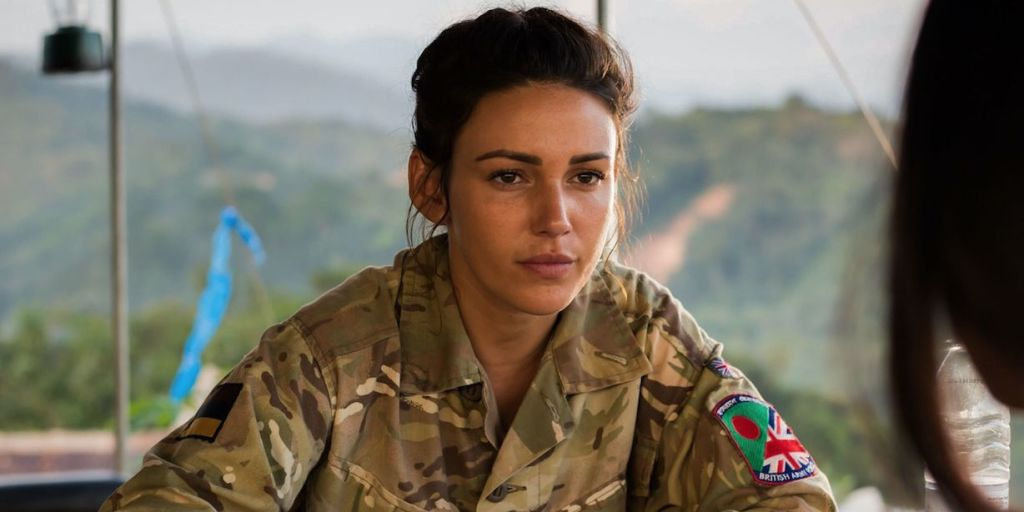 BBC confirms talks to bring back Michelle Keegan's Our Girl