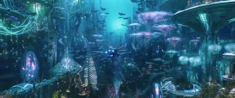 atlantis aquaman ile ilgili görsel sonucu