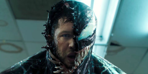 Venom Easter eggs and references to Marvel comics
