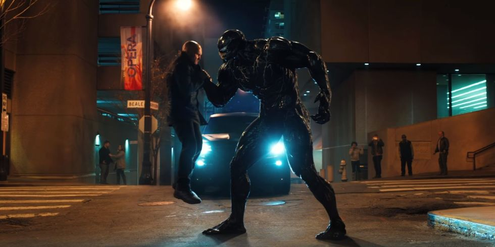 Venom: Official Trailer Released and it's Super Awesome!