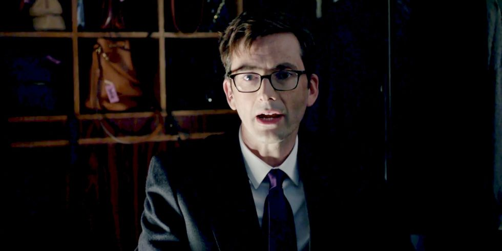 watch hang ups outtake as doctor who s david tennant
