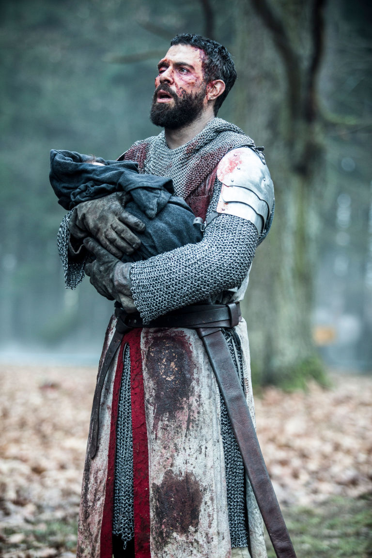 Knightfall season 2 release date, cast, spoilers