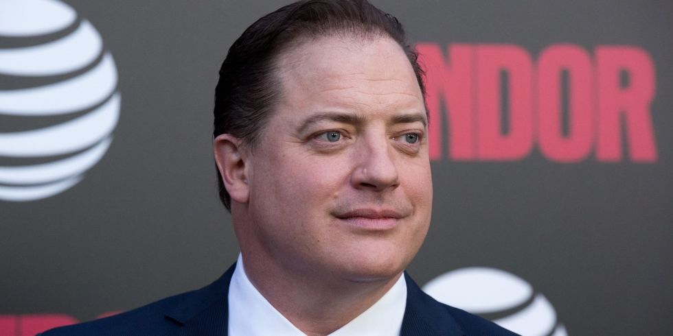 brendan fraser is going to play robotman in dc s titans spin off