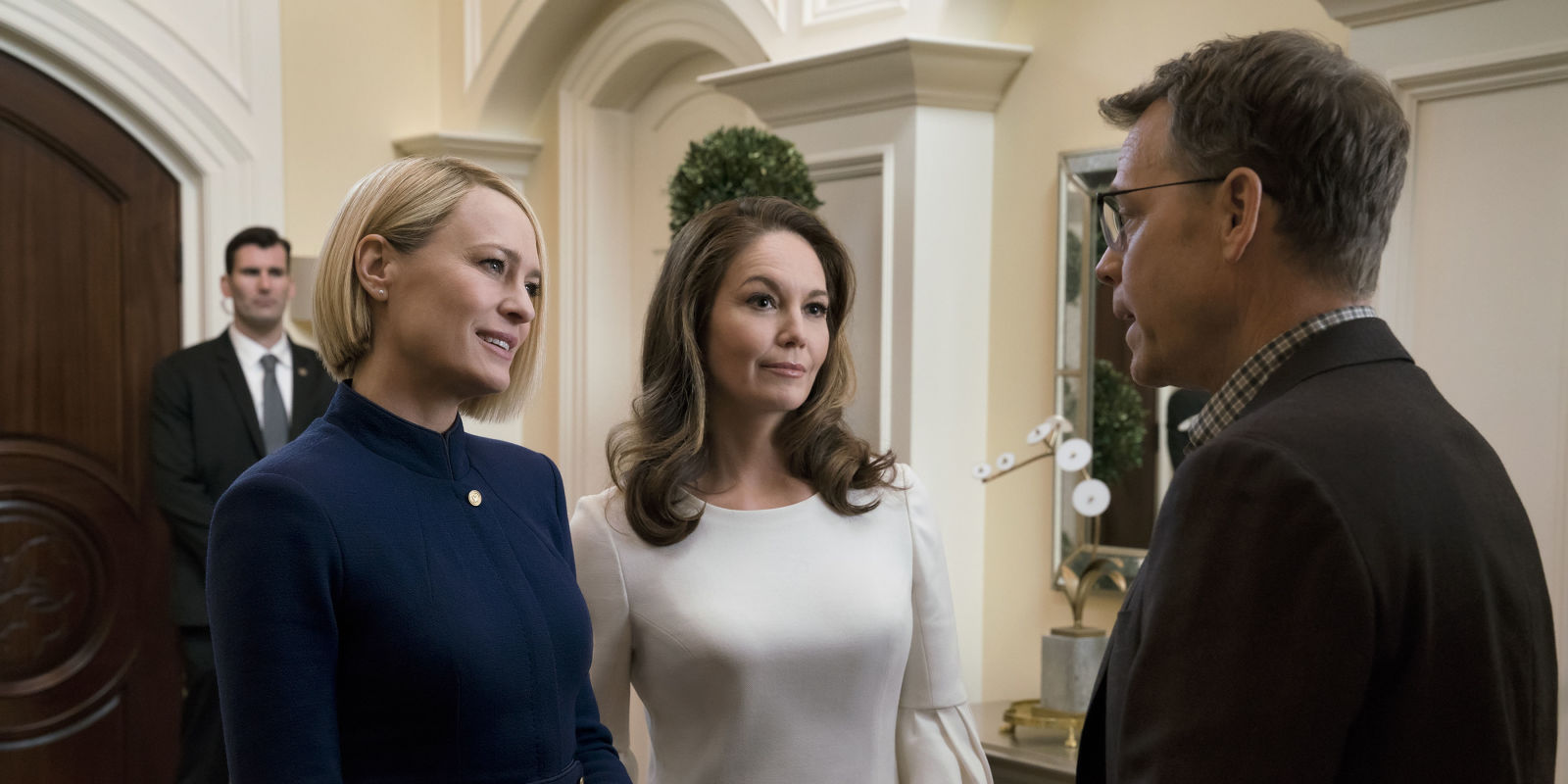 House Of Cards Season 6 Reveals Diane Lane And Greg