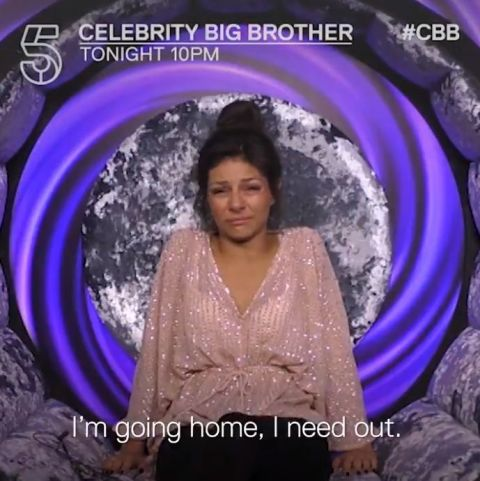 Courtney Act thinks Emma Willis already knows Celebrity Big Brother is coming back