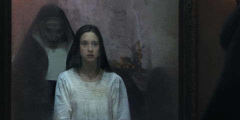 How The Nun delivered that surprise twist that ties into The Conjuring