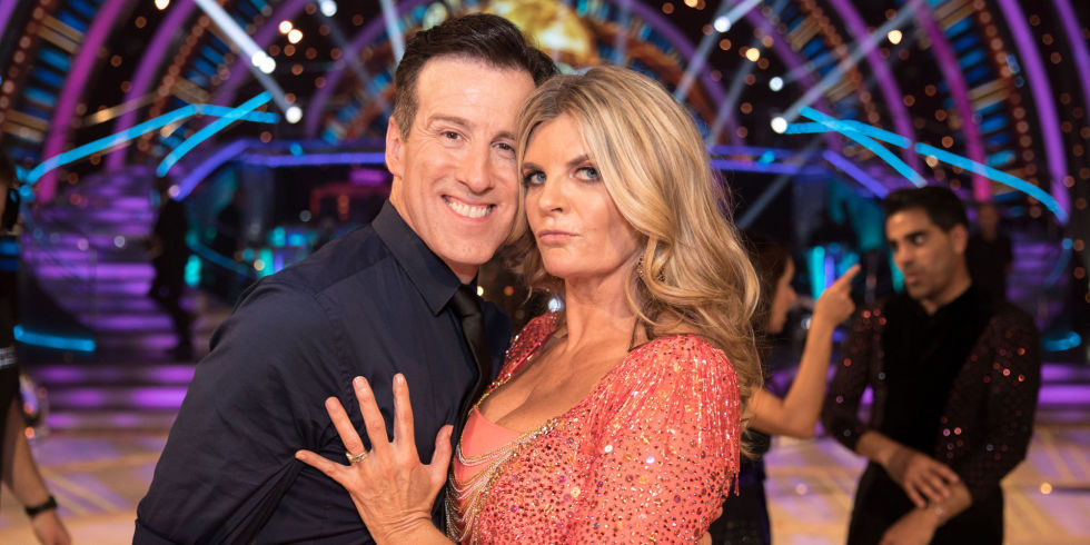 Who is dating who in strictly come dancing 2018