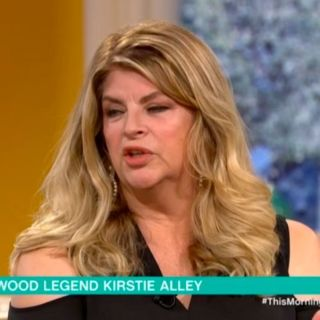 TheFappening: Kirstie Alley Nude