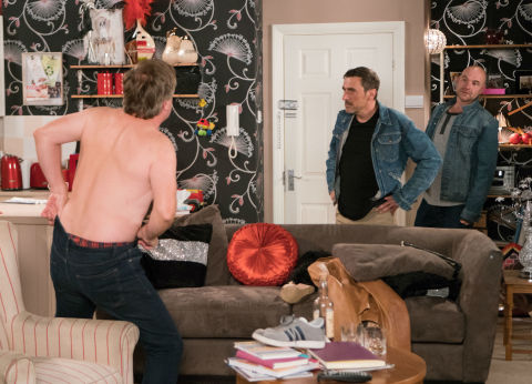 Coronation Street's Peter Barlow to catch out Steve McDonald in