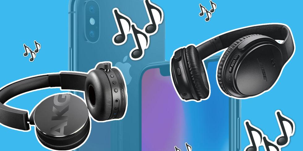 The best earphones to partner your new iPhone XS