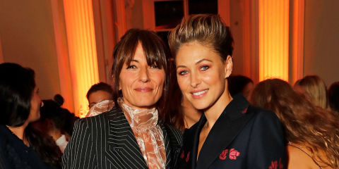 Big Brother hosts Davina McCall and Emma Willis reunite, and fans are feeling nostalgic