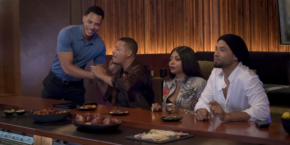 Cast of empire dating service