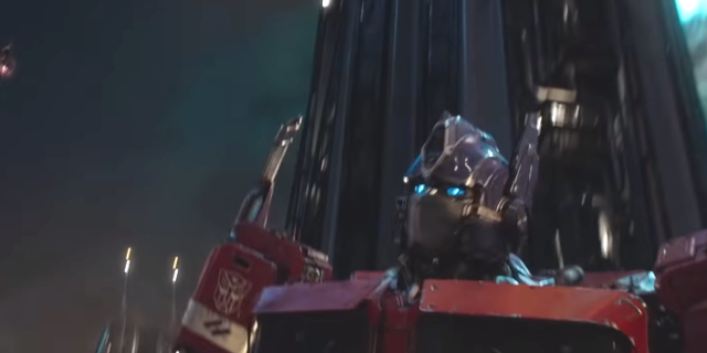 optimus prime cameos in new bumblebee trailer