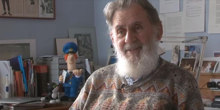 Postman Pat & Rosie and Jim creator John Cunliffe dies