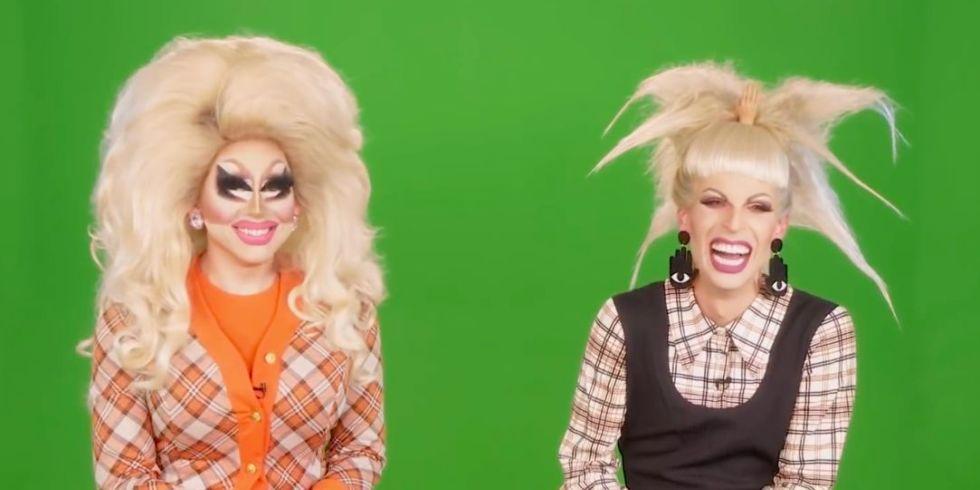 Trixie mattel and katya dating