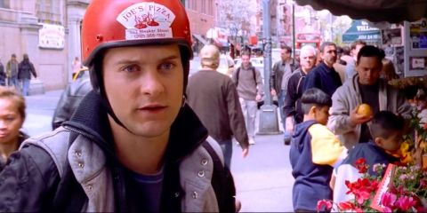 Spider-Man fans are petitioning for Tobey Maguire to get a pizza-based cameo in Far from Home