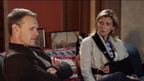 Coronation Street's Nick Tilsley left devastated as David