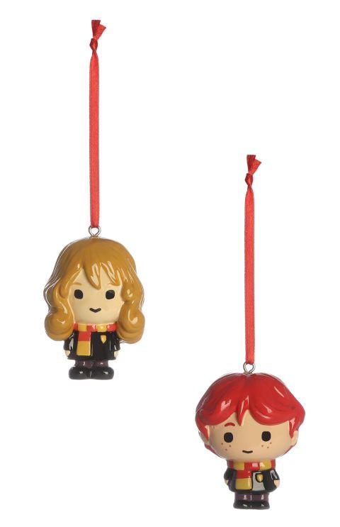 Harry Potter Christmas baubles - Primark Harry Potter Christmas decorations