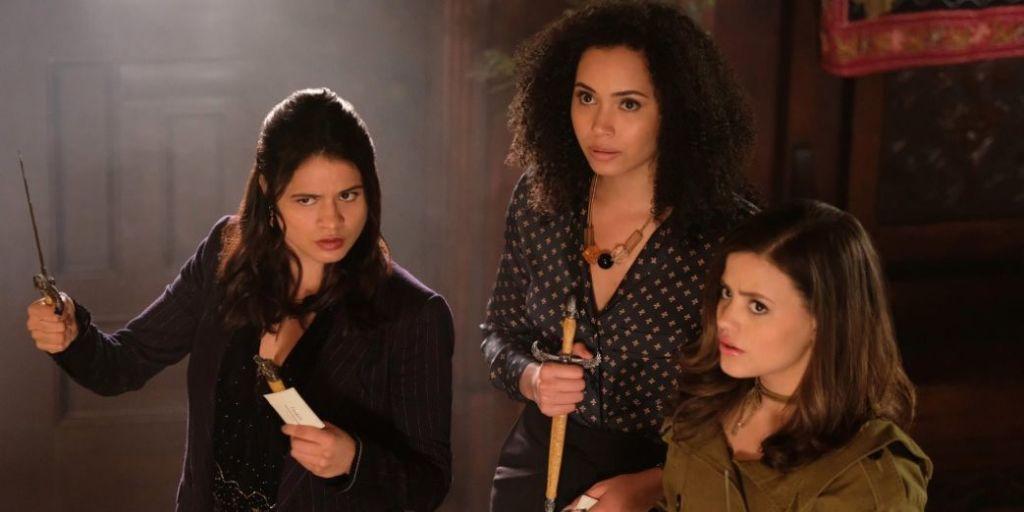 Charmed Reboot Folge 1