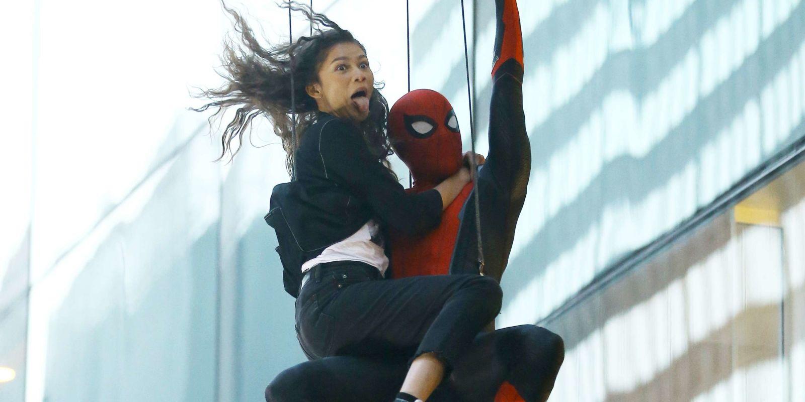 Spider-Man: Far From Home su Apple TV