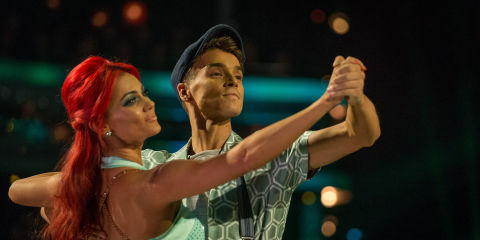 Strictly Come Dancing's Joe Sugg apologises to judge Darcey Bussell as he talks dance progress
