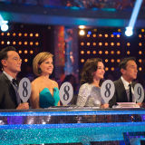 Strictly Come Dancing 2018, judges panel