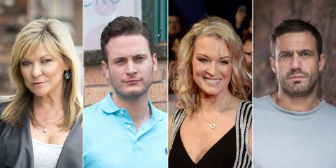 Stars who swapped soaps – then swapped back