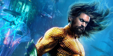 Aquaman's final trailer dives into the superhero's childhood