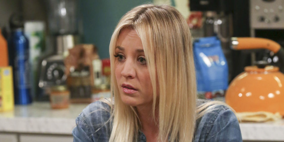 Kaley Cuoco Says Learning The Big Bang Theory Is Ending Was