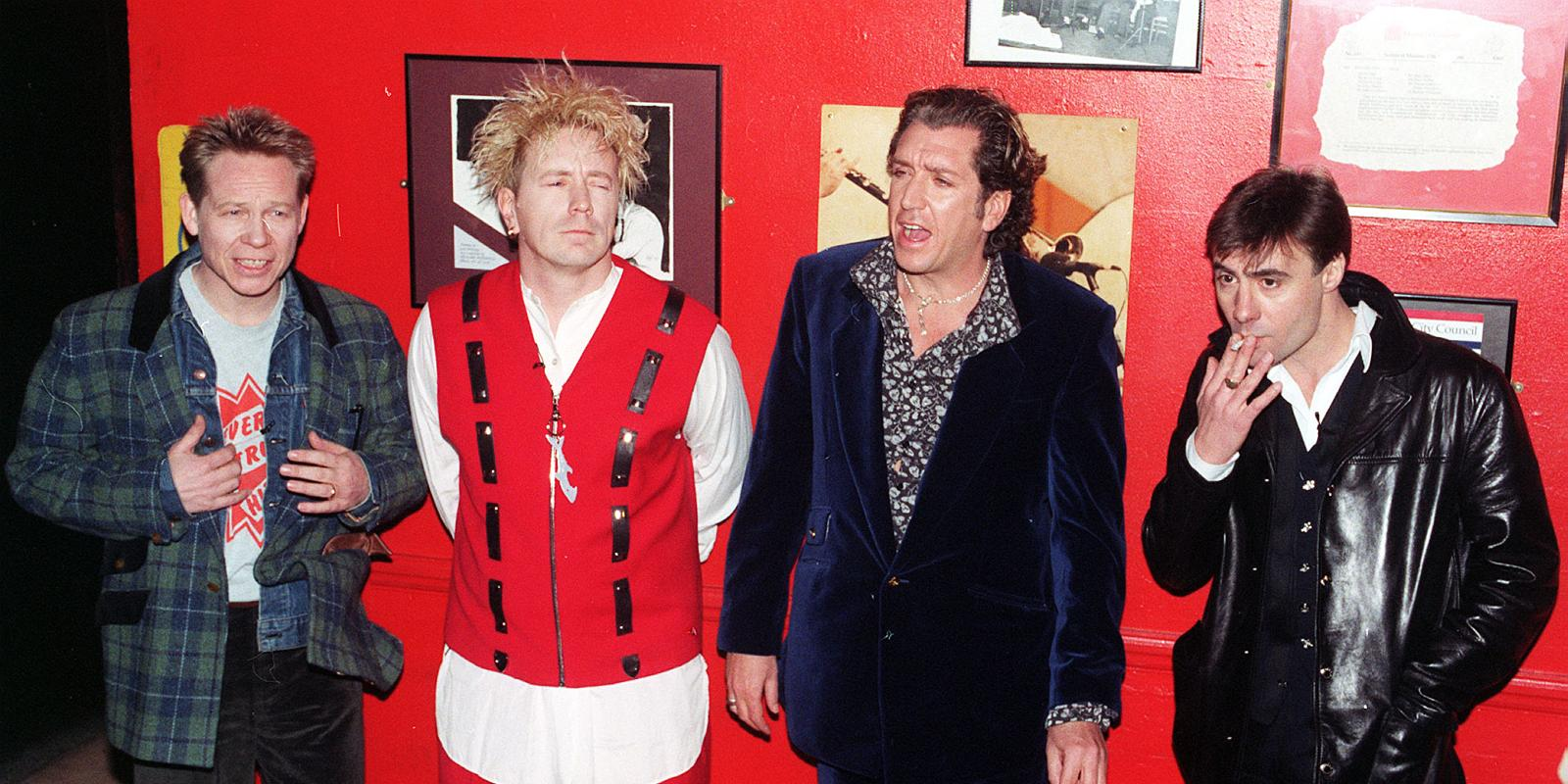 Sex Pistols reunion ruled out by bassist Glen MatlockSex Pistols bassist rules out reunion - 웹