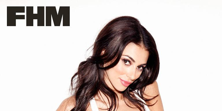 fhm best looking naked girls