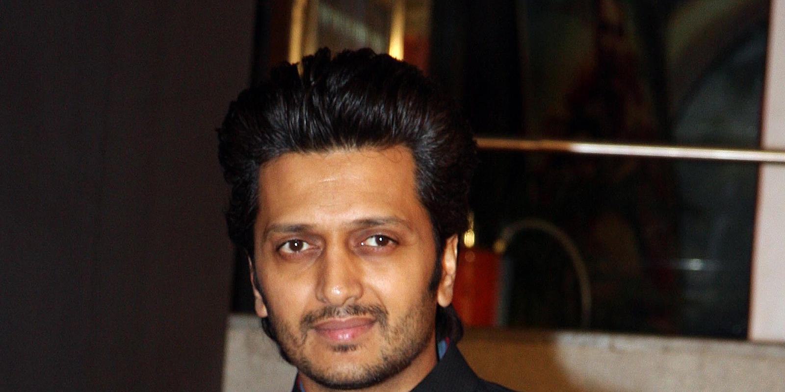 riteish deshmukh: 'ek villain role is the most exciting of my career'