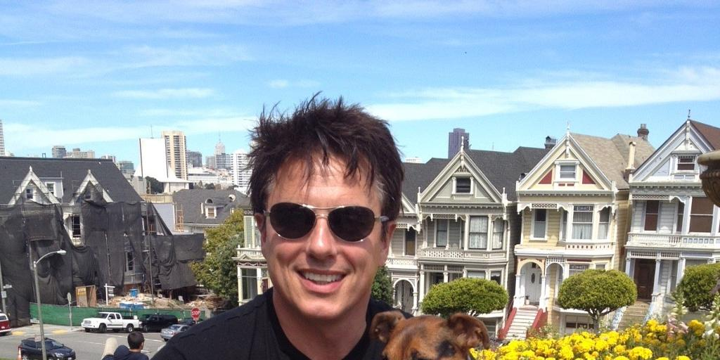 john barrowman dogs