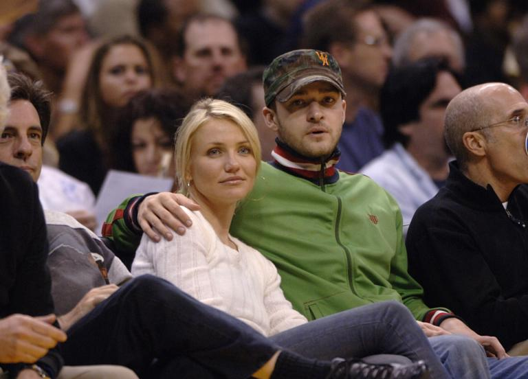 Image result for Justin Timberlake and Cameron Diaz
