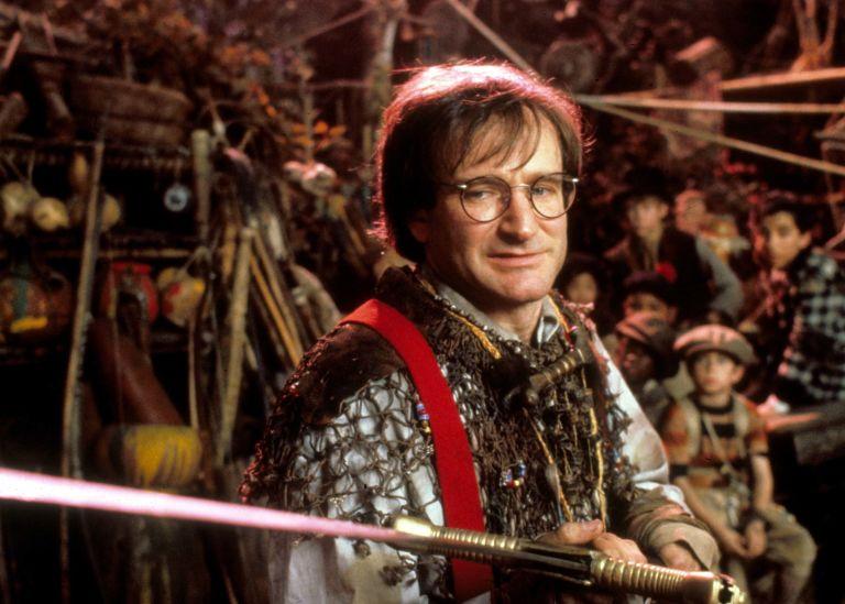Sinopsis Film Hook - Robin Williams Jadi Peter Pan Dewasa ...