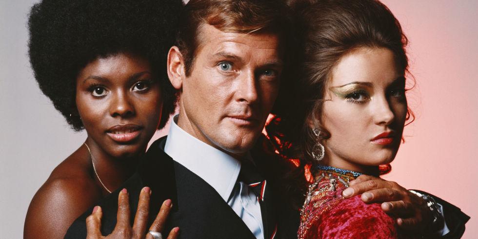 Roger Morre 007 Bond Girls